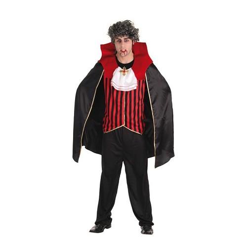 Listra de traje adulto vampiro