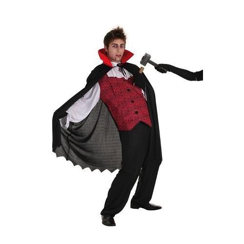Vampiro de fantasia adulto Shivery