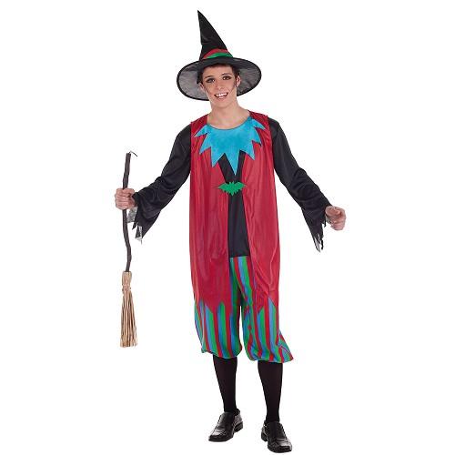 Anastasio bruxa traje adulto