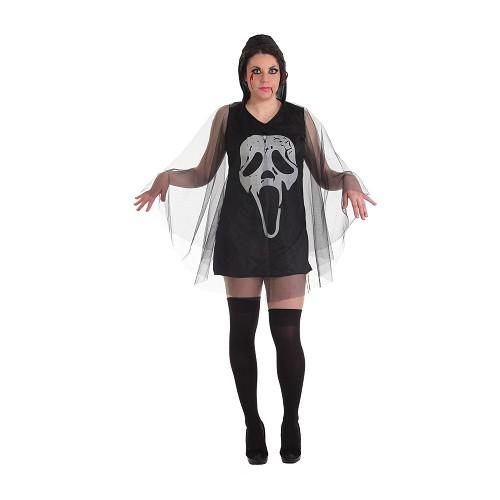 Vestido fantasia adulto terror