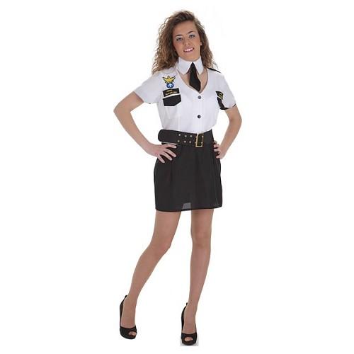 Fantasia adulto Capitão aviação