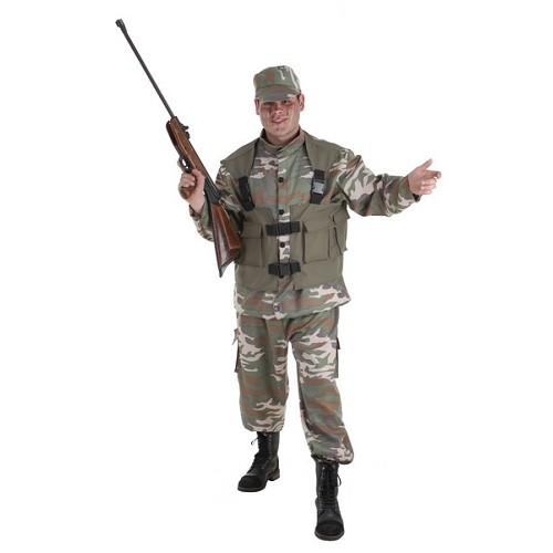 Fantasia Adulto de forças especiais