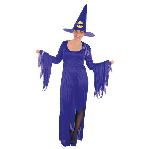 Bruxa traje adulto lua
