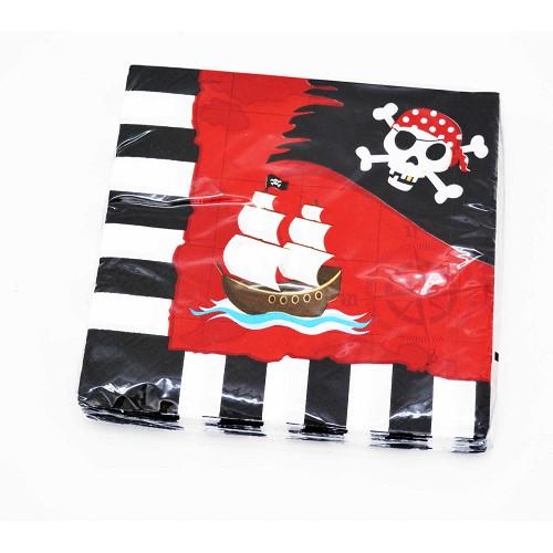 Pirata de guardanapos