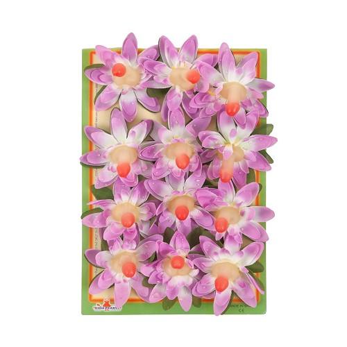 Flor flúor orquídea