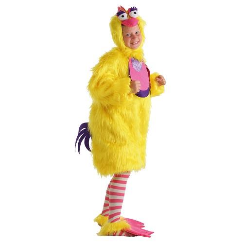 Fantasia infantil galinha