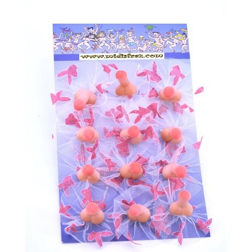 Pito pin coelhinho rosa
