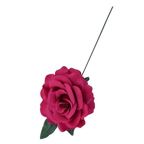 Rosa fúcsia 15 cm