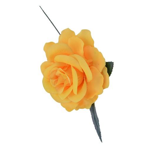 Amarelo rosa 15cm