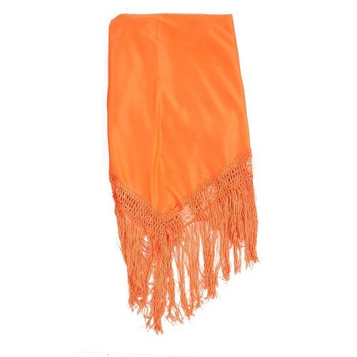 Xale Lisa laranja