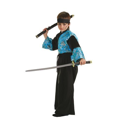 Criança costume Ikito Samurai
