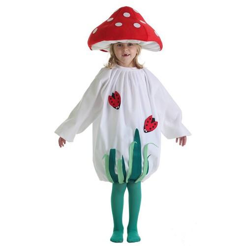 Cogumelo de fantasia infantil