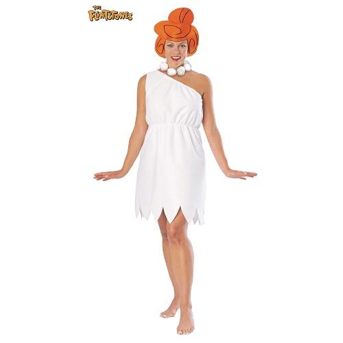 Wilma clássico Adulto Costume Flinston