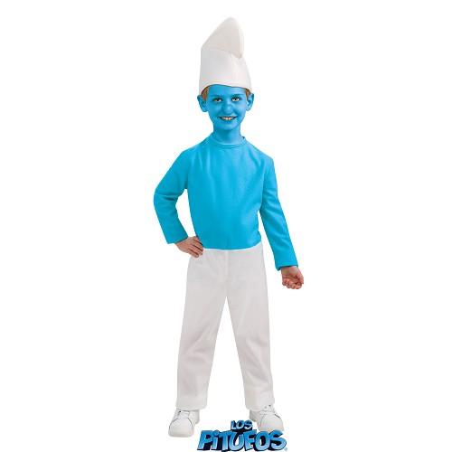 Smurf traje Crianças