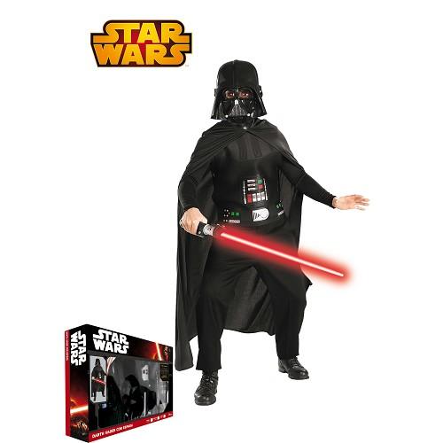 Darth Vader traje C / Espada Em Segurança Infantil