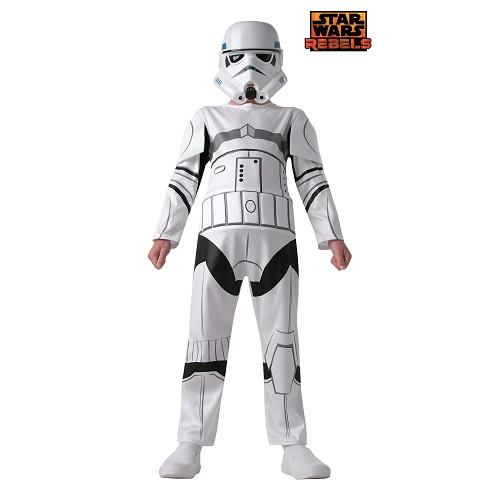 Criança traje Stormtrooper