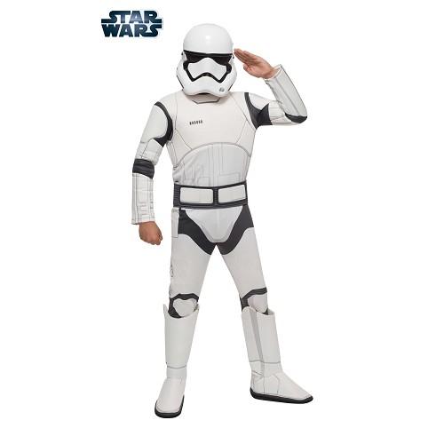 Costume Criança Stormtrooper prémio