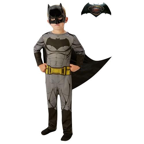 Clássico fantasia de criança Batman DOJ