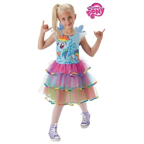 O arco-íris traje traço Crianças