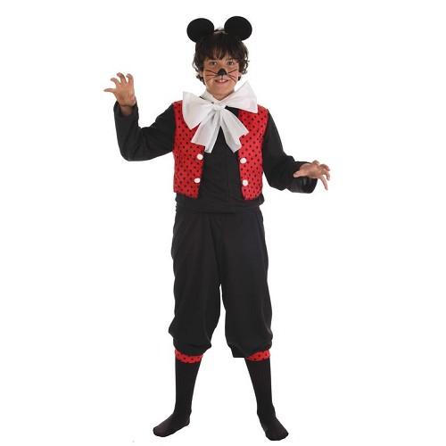 Fantasia de criança de rato de Pepe