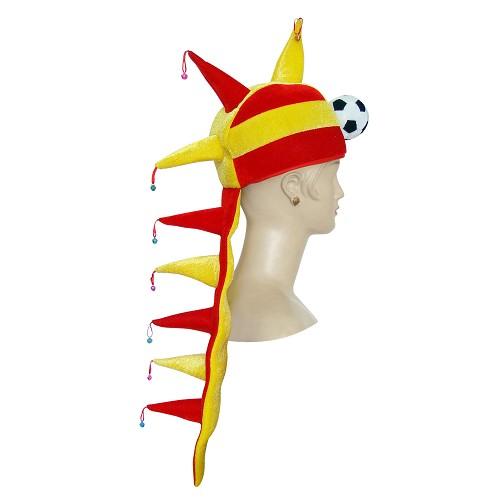 Fila de Espanha chapéu longa