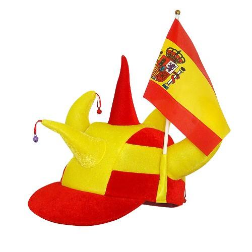 Chifres de Cap bandeira de Espanha