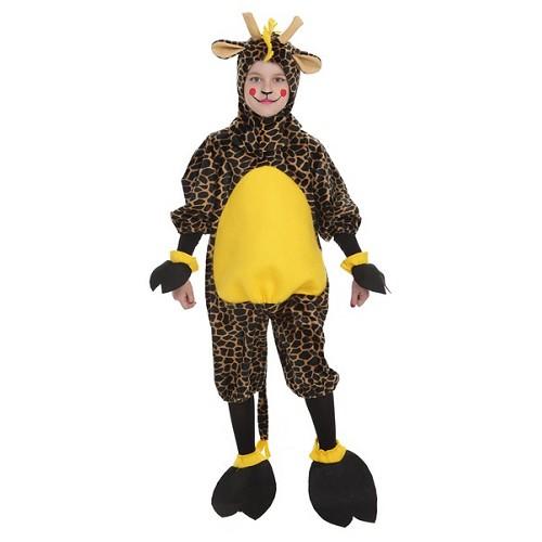 Fantasia infantil girafa