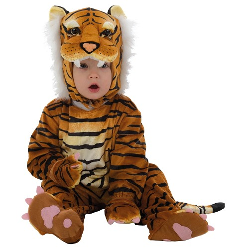Disfraz Infantil Tigre Marron