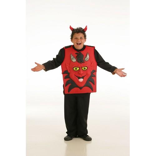 Disfraz Infantil Peto Demonio