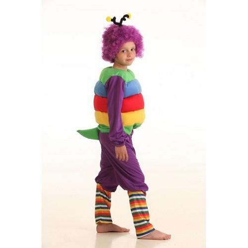 Disfraz Infantil de Gusanito (Talla 3)