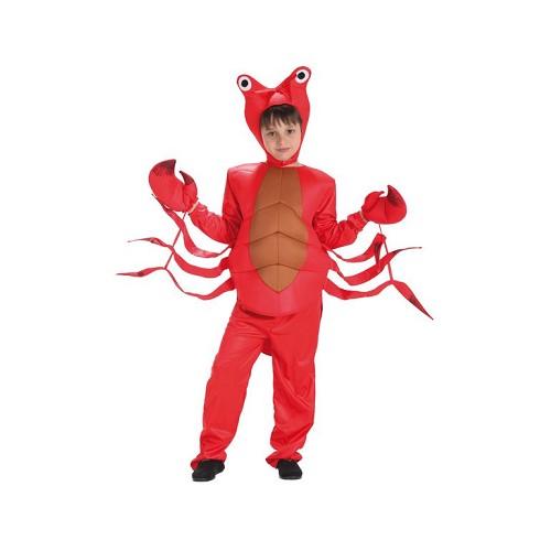 Disfraz Infantil Cangrejo