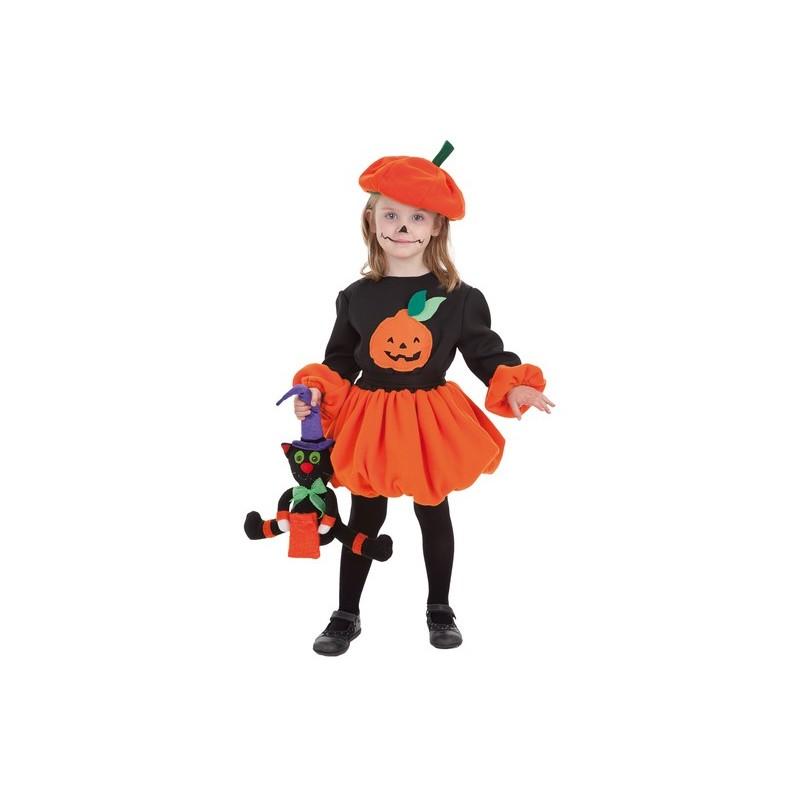 47bfa0f33 Fantasia infantil de abóbora doce - TopDisfarces.pt