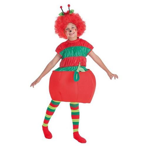 Fantasia infantil worm e Apple