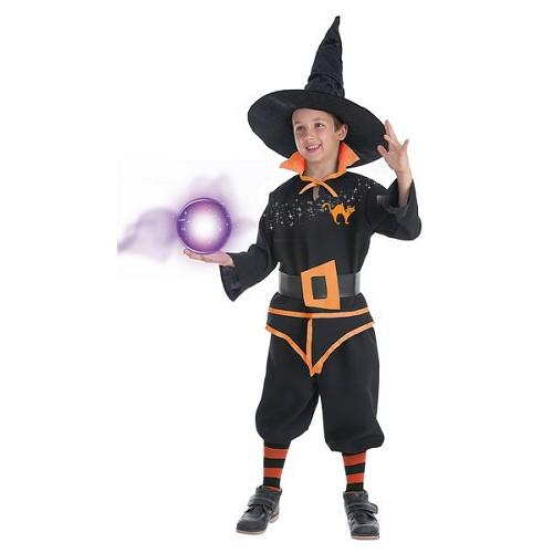 Mágico de criança traje Carolus