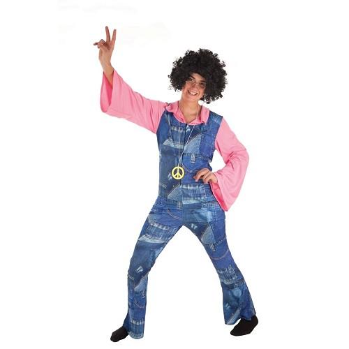 Disfraz Hippie Vaquero Adulto