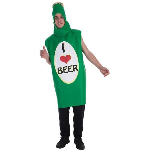Cerveja traje adulto
