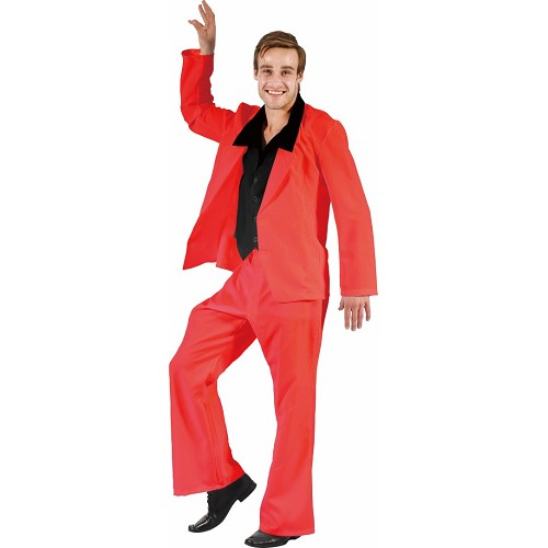 Disfraz Suits ROJO Adulto