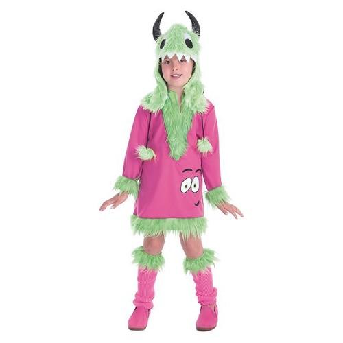 Infantil fantasia monstro verde Mimosa