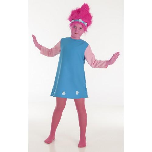 Disfraz Trolita infantil