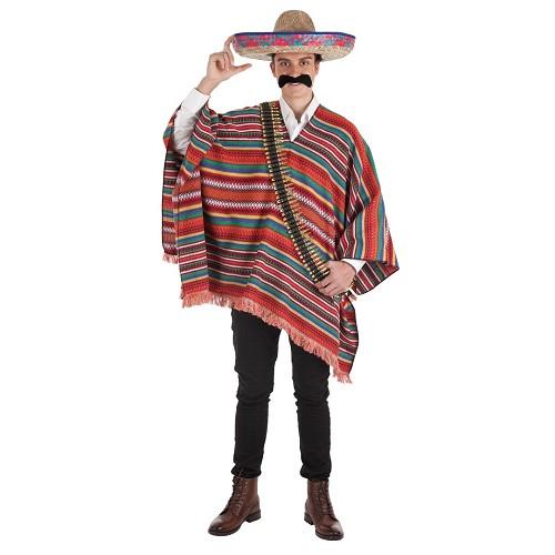 Disfraz Mexicano Adulto