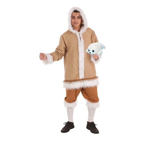 Disfraz Esquimal Hombre Adulto