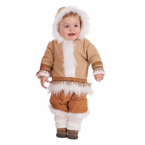 Disfraz Esquimal Bebe ( 0 a 12 mese )