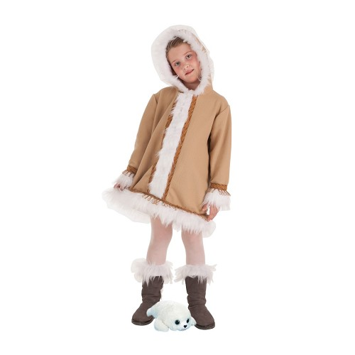 Disfraz Esquimal Niña Infantil