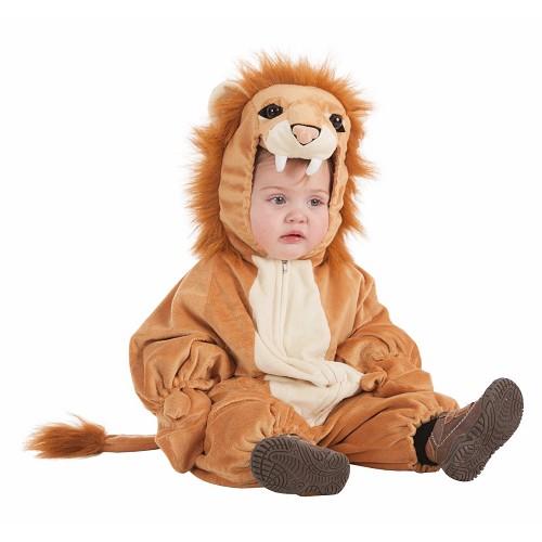 Disfraz Leon Manoplas Bebe (0 a 12 meses)
