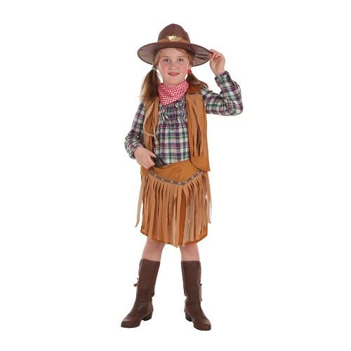 Disfraz Pistolera Infantil