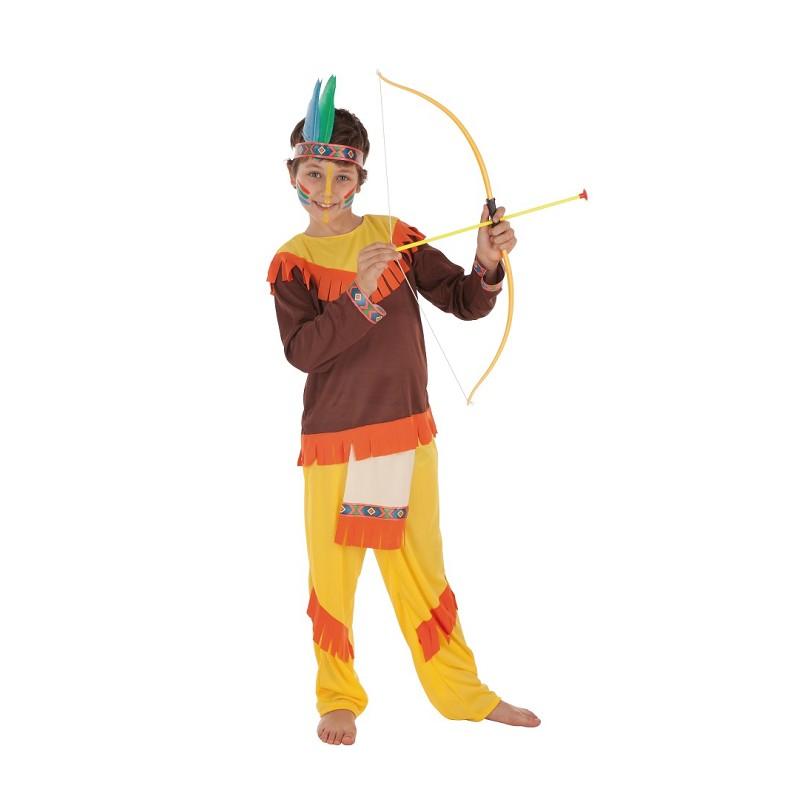 Disfraz Indio Colorines Infantil