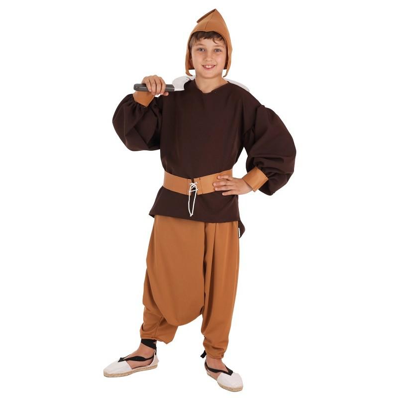 Disfraz 100% fabricado en España Fantasia infantil de servo 68ca01a6260