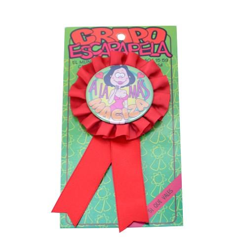 """Medalla """"1Er Premio A La Mas Maciza"""""""