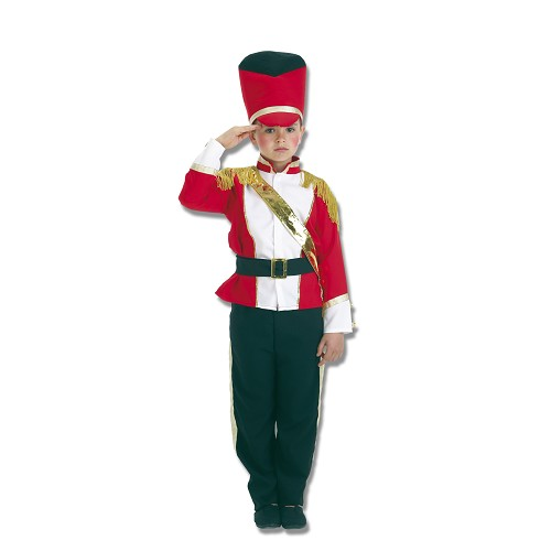 Criança-soldado traje