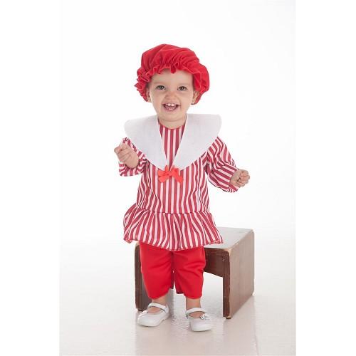 Disfraz Bañista Niña (1-2 Años)